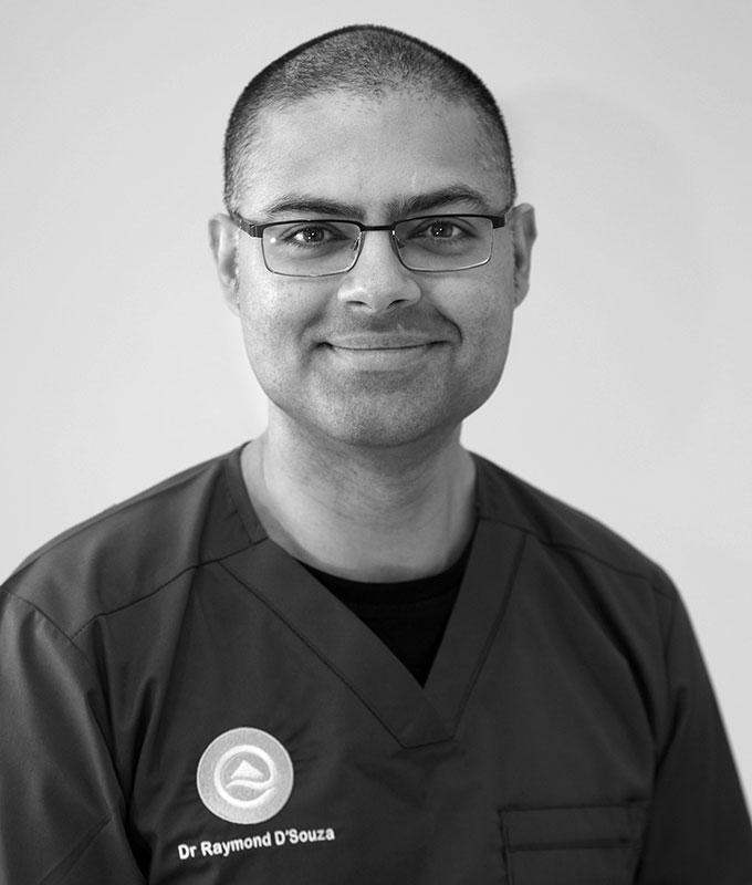 Dr. Raymond D'Souza
